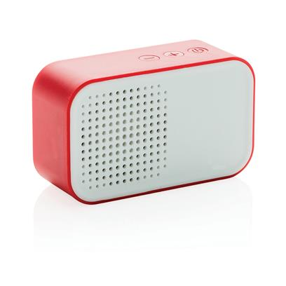 Melody speaker rood